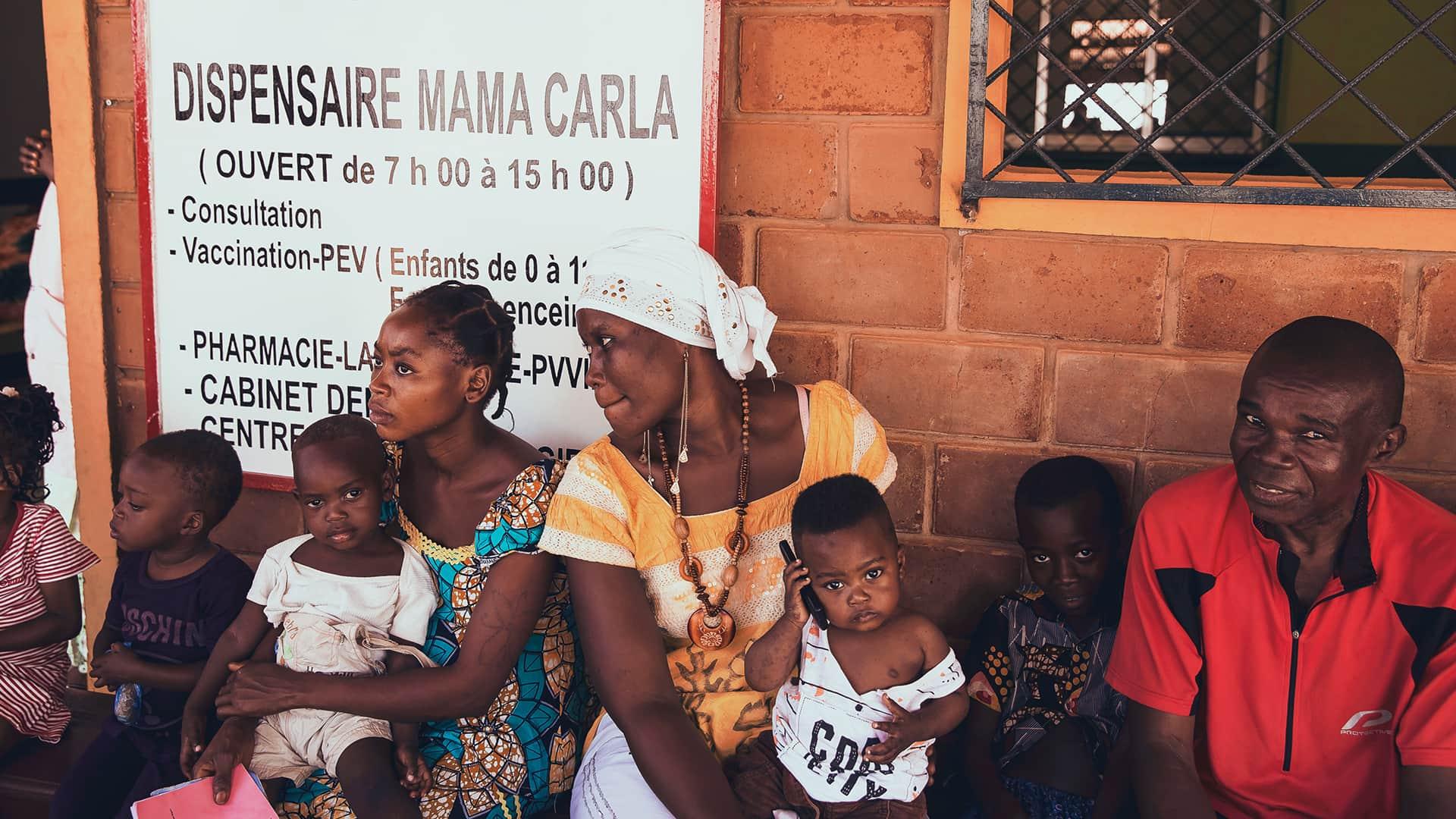 "Centro Sanitario ""Mama Carla"""